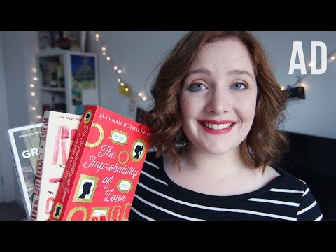 Reading the Baileys Shortlist | AD | The Improbability of Love, The Green Road & Ruby.