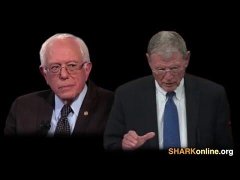 Bernie Sanders: Jim Inhofe