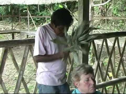 Shamanic Cleansing, Ecuador