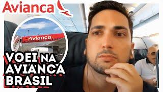VOEI de AVIANCA pela PRIMEIRA VEZ saindo do RIO DE JANEIRO no AIRBUS 318 - Estevam Pelo Mundo