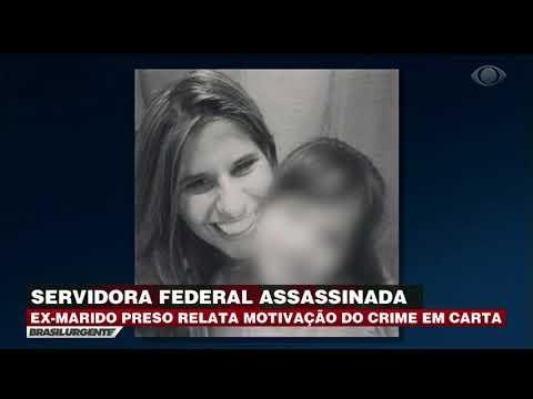 DF: Servidora federal é morta a facadas por ex-marido