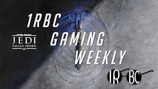 1RBC Gaming Weekly - April 29, 2019