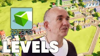 Legacy: Peter Molyneux's newest game I Levels