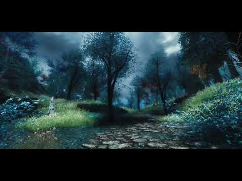 The deep dark forest [classical piano theme]
