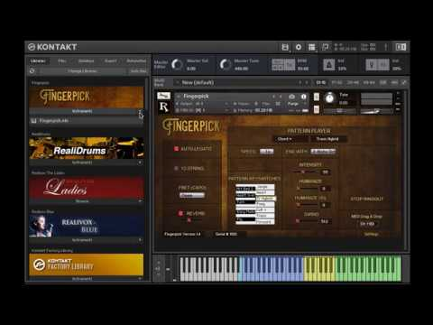 How to Authorize Kontakt Player libraries