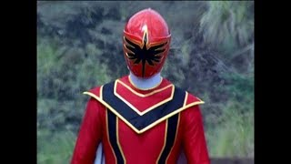 தமிழ் Power Rangers Mystic Force Red Ranger