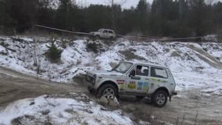 suzuki XL7 vs Lada Niva vs Suzuki Vitara Off road 4x4 Mud