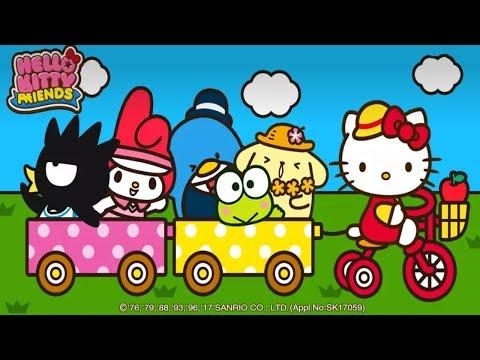 「Hello Kitty Friends」や「Castaway Cove」などが配信開始。新作スマホゲームアプリ(無料/基本無料)紹介(9月5日)。 hqdefault