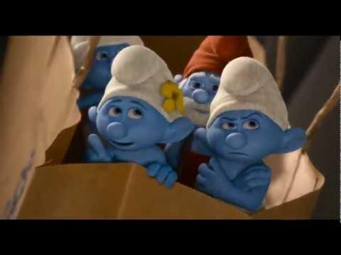 The Smurfs 2 - Official Movie Trailer (2013)