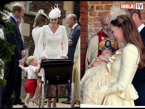 Los momentos más tiernos de Kate Middleton como madre | ¡HOLALA!