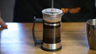 [홈메이드 커피] 09 프렌치프레스