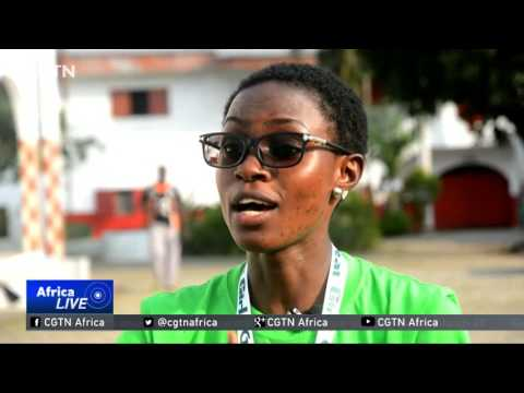 NGO teaches girls to turn waste to renewable energy in Cameroon
