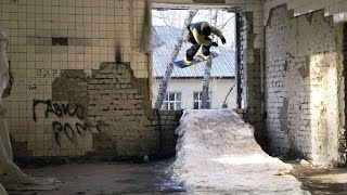 Red Bull: Window Gaps and Urban Riding in Russia - Perceptions - Ep 5