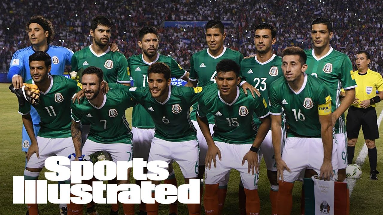 2018 World Cup: Will Mexico Make It Out Of Group Of Death?