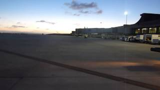 Northern Mariana Islands   Saipan Airport Disembarking