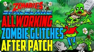 Zombies In Spaceland Glitches: All Working Zombie Glitches After Patch - Infinite Warfare