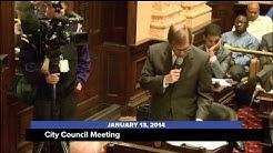 City Council Meeting, January, 12, 2015