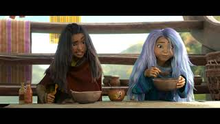Sisu cutest moments [Raya and the Last Dragon] [4K] Thumb