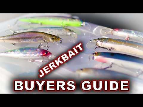 Which Jerkbaits Catch Fish? | Buyer's Guide!