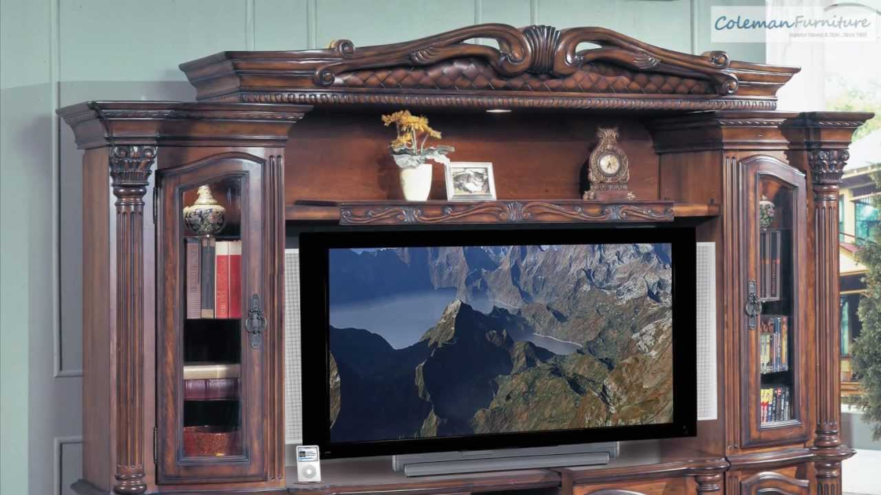 Grandview Entertainment Collection From Parker House
