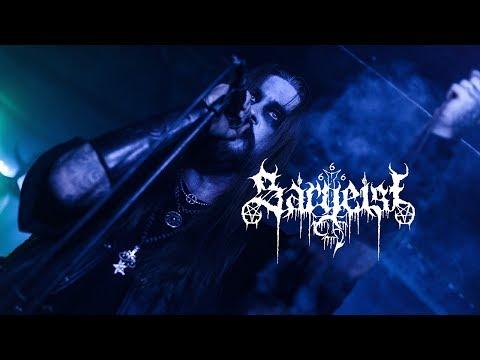 Sargeist - Satanic Black Devotion (live Lyon - 16/10/2018)