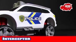 Dickie funkciós rendőrautó 203308355