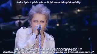 L'Arc~en~Ciel - 瞳の住人 (Hitomi no Juunin) lyrics, Vietnamese subtitle