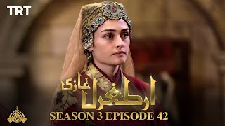Ertugrul Ghazi Urdu | Episode 42| Season 3