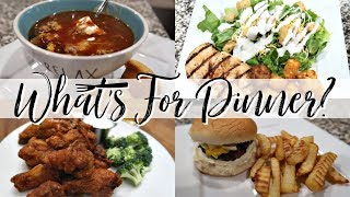 *SPECIAL*  WHAT'S FOR DINNER | DINNER IDEAS AND INSPIRATION | Cook Clean And Repeat