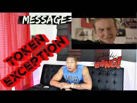 Token - Exception Reaction