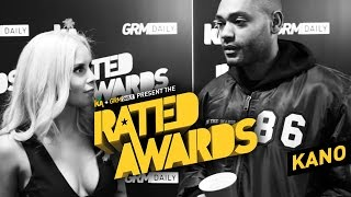 Kano talks new album, Little Simz and  the Rated Awards | #RatedAwards 2015