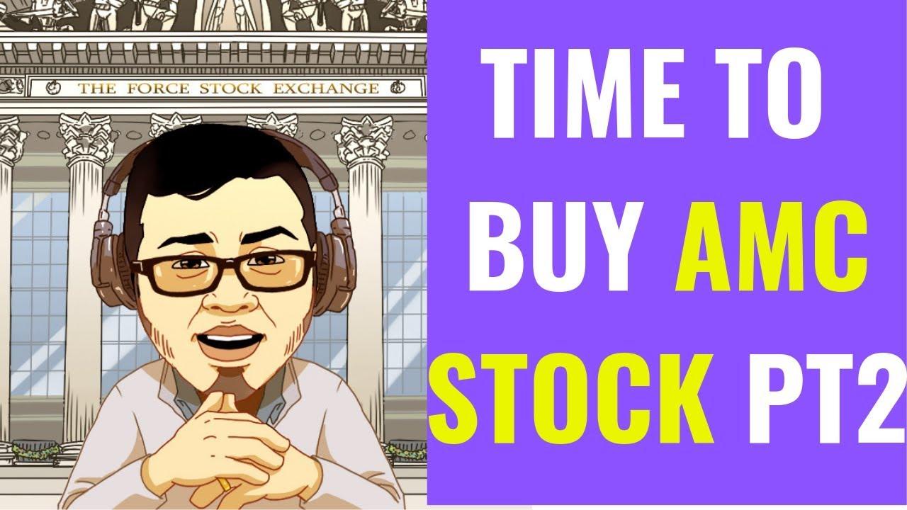 BUY AMC Stock Market. (AMC Stock Analysis) Pt2