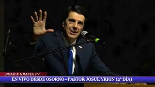 La consecuencia del pecado - Josue Yrion 2018