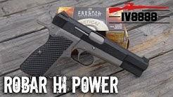 Robar Browning Hi Power