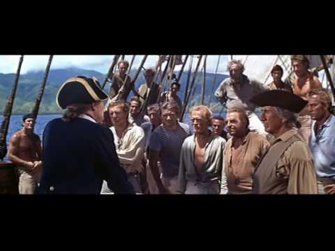 Mutiny on the Bounty (1962) Trailer