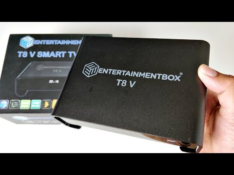 EBOX T8 V Octa-core Android TV Box Review