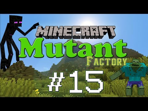 [Minecraft FR]Mutant Factory 15 : Blabla et buffer d'énergie !