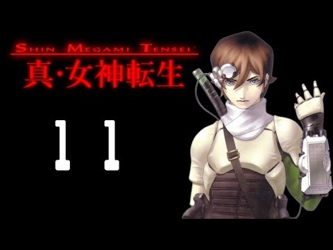 Let's Play Shin Megami Tensei Part 11 - Wonderland