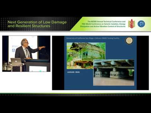 2017 NZSEE Conf. - Plenary 4 World Progress for Seismic Isolation