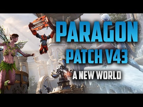 Paragon Patch v43 - VISUAL UPDATE, AURA STACKING REMOVED & MORE!