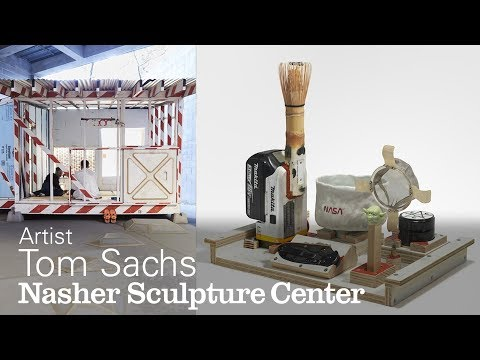 Further into Ourselves, Further into the Galaxy: Artist Tom Sachs