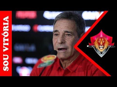 Paulo Cézar Carpegiani fala sobre possibilidade de assumir o Vitória