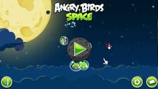 Détente sur Angry Birds Space