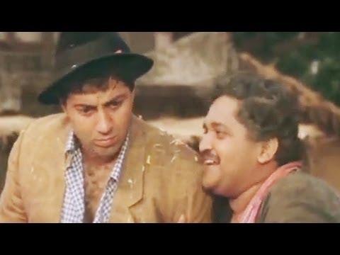 Sunny Deol, Veerta - Comedy Scene 6/21