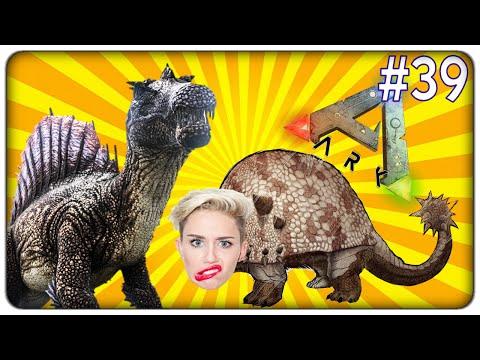Ark Survival Evolved | Lo spinosauro e Miley Cyrus - ep. 39 [ITA]
