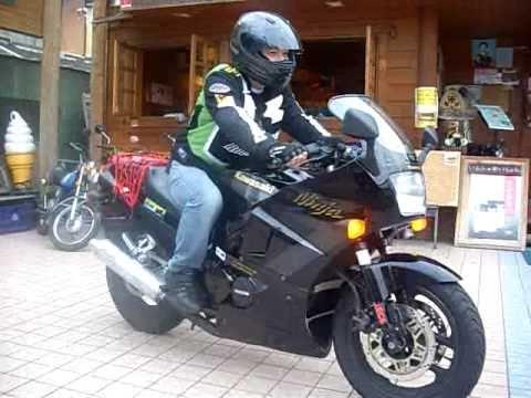 Gpz400r Kawasaki Zx400 Gpz600r Gpz500r