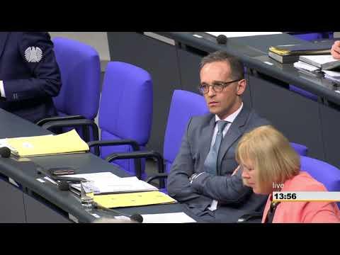 """Armin Paulus Hampel(AfD) """"Sie sind dem deutschen Volk verpflichtet."""""""