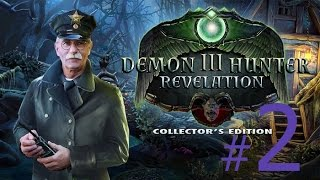 Прохождение Demon Hunter 3 Revelation /Охотник на демонов 3, Разоблачение (2 часть)