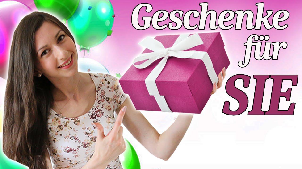 20 Geschenkideen | DAS WOLLEN MÄDCHEN WIRKLICH ♥ Xenia x3 - YouTube