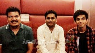Anirudh Renders His Voice For. Rahman  Ai Tamil Movie, Songs  Hot Cinema News